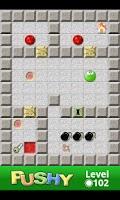Screenshot of Pushy