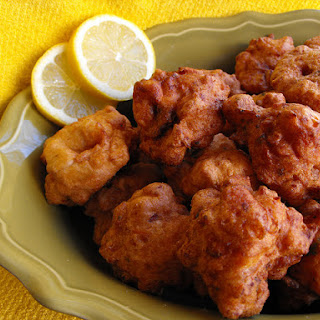 Fried Octopus Titbits