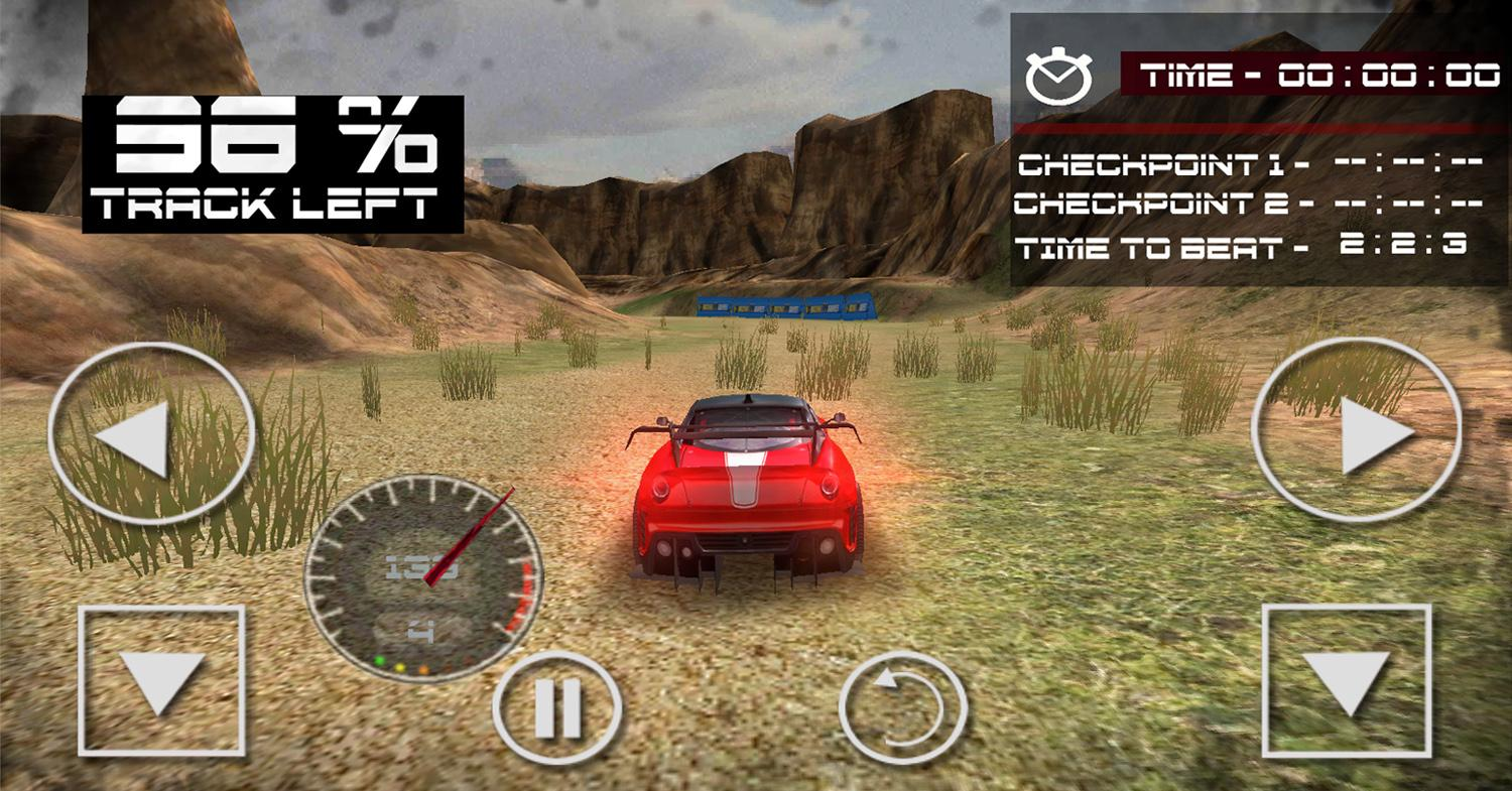 XPro Rally - screenshot