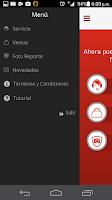 Screenshot of Claro Te Ayuda