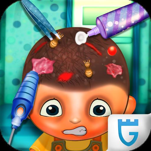 Kids Hair Doctor - Kids Game