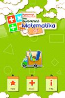 Screenshot of Marbel Rumus Matematika SD