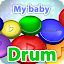 My baby drum 1.76.19 APK for Android