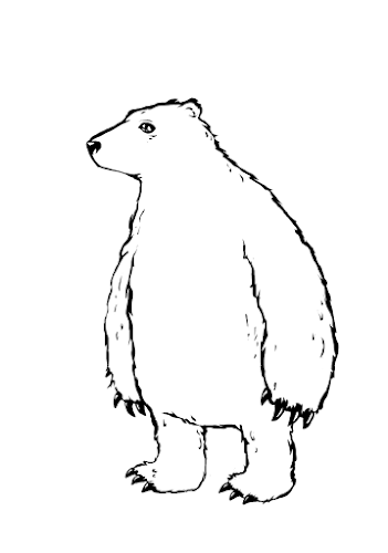 8. Dress up the Polar Bear