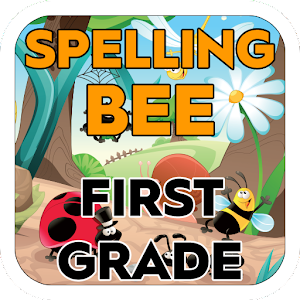 Spelling bee for first grade for PC and MAC