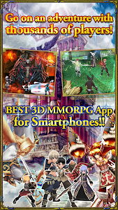 RPG IRUNA Online MMORPG 4 9 3E APK for Android