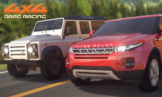 بازی مسابقه شتاب Drag Racing 4×4 v1.0.18