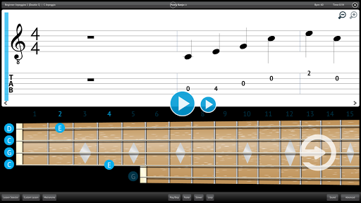 Learn Banjo Lessons & Practice 3.3.9 screenshots 1