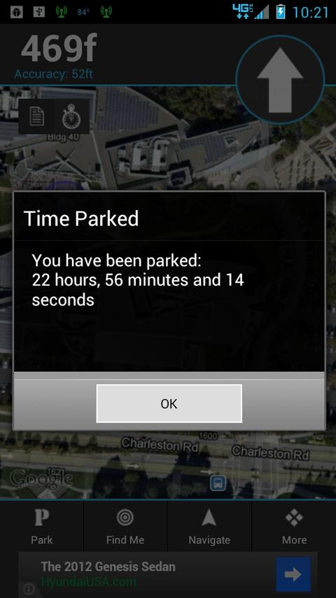 MyCar Locator Free- screenshot