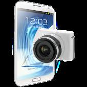 Floating Miniature Camera