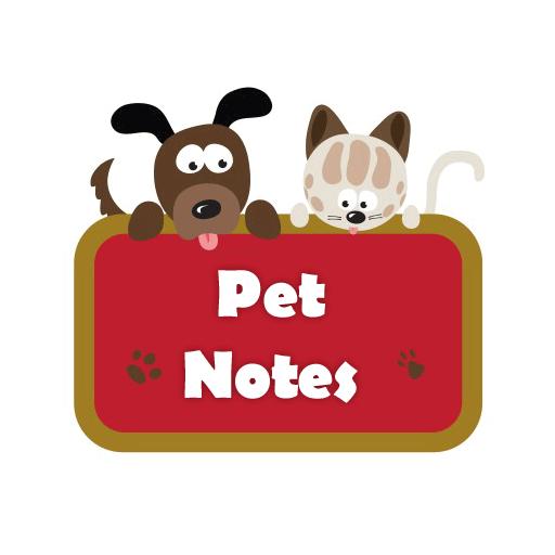 Pet Notes 醫療 App LOGO-APP試玩