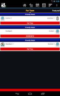 Soccer Score Centre - screenshot thumbnail