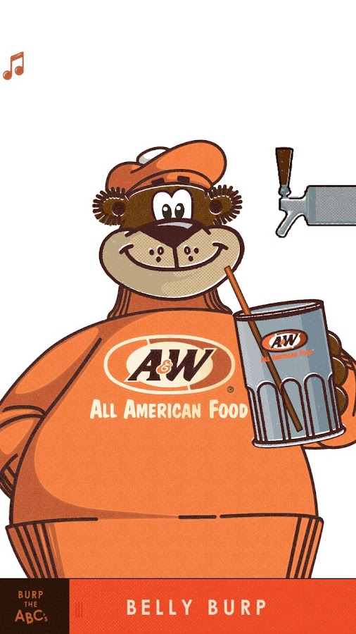 A&W Burping Rooty - screenshot