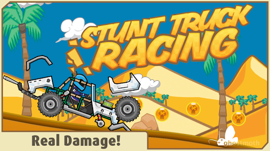 Stunt Truck Racing - screenshot thumbnail