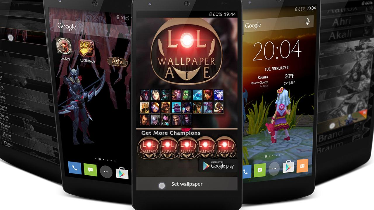 3D LWP K N League of Legends Android Apps on Google Play