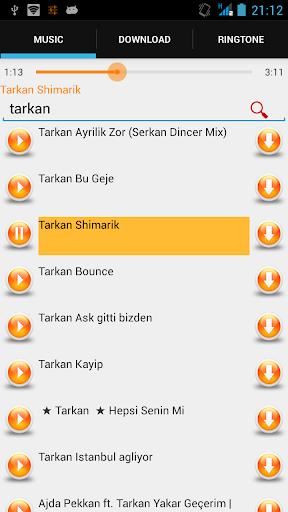 VKK 免費的音樂搜索