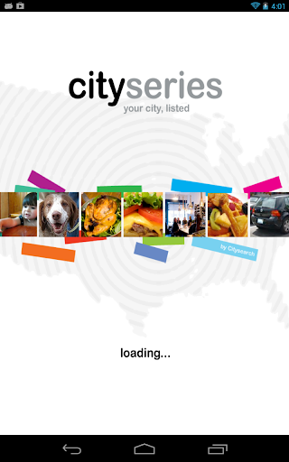 Cityseries by Citysearch