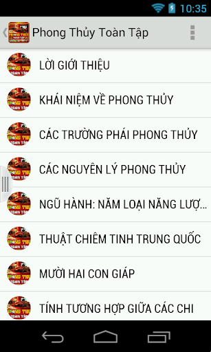 Phong Thuy Toan Tap Sach hay