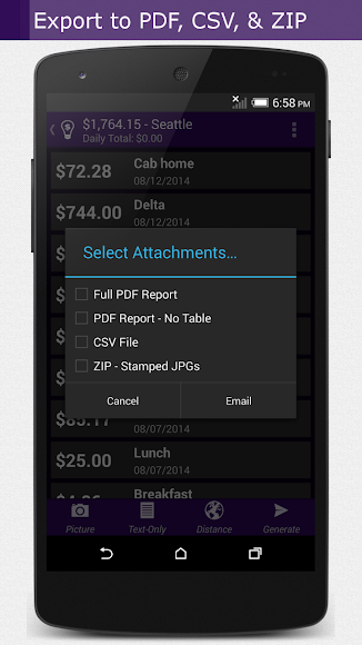 Smart Receipts Plus 4.1.0.229