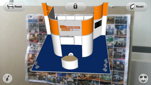 SmartSpace Augmented Reality