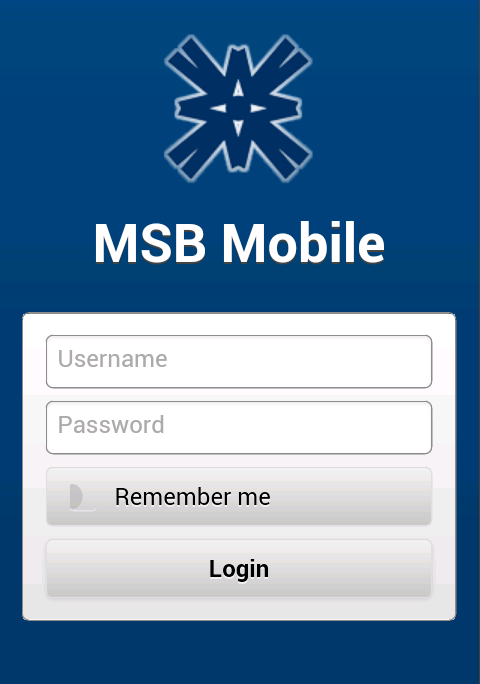 MSB Mobile- screenshot