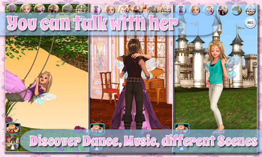 My Little Talking Princess Pro  screenshots 6