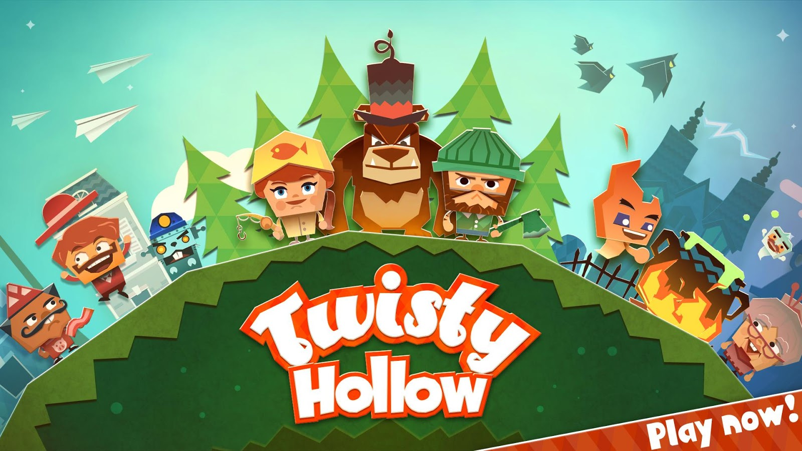 Twisty Hollow- screenshot
