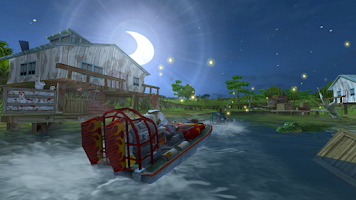 Screenshot of Shine Runner