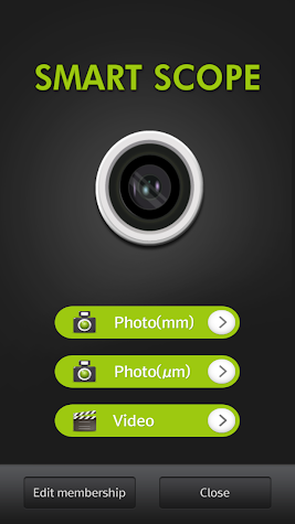 SmartScope Screenshot