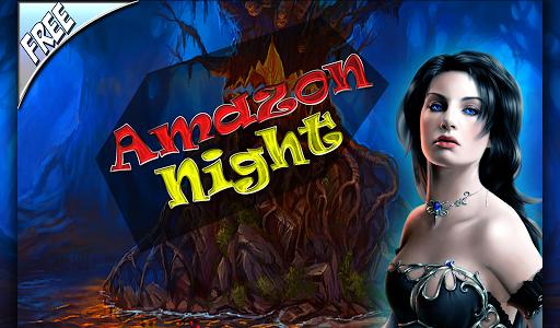 【免費解謎App】Amazon Night  The Hidden World-APP點子