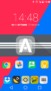 Aurora UI Square - Icon Pack v1.2.0