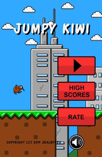 Jumpy Kiwi