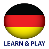 Learn and play. German 1000 words
