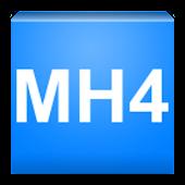 MH4 モンスター弱点属性一覧