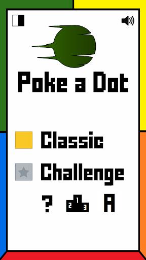Poke a Dot Free