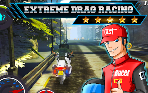 Trial Bike Xtreme Dirt Race