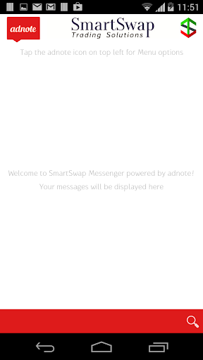 SmartSwap Messenger