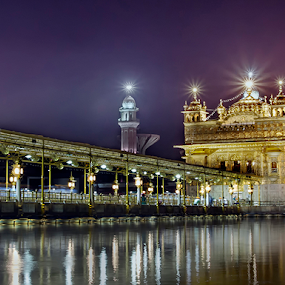 Golden Temple by Deepak Goswami - Buildings & Architecture Places of Worship ( golden temple, sikh, worship, amritsar )