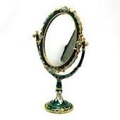 손거울 - 밝기 조절 가능한 - mirror