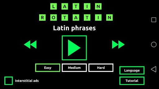 Latin Rotatin
