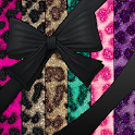 WALLPAPER SET - Leopard Bow