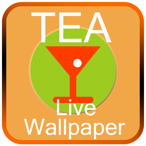 Tea Live Wallpaper LOGO-APP點子