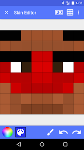 Skin Creator for Minecraft- screenshot thumbnail