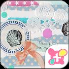 コラージュ壁紙 Marin collage icon