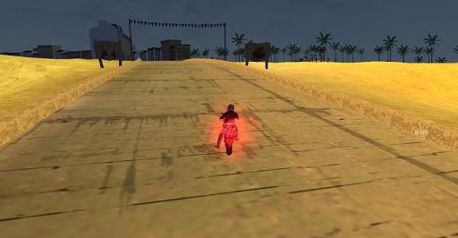 Motor Bike Driving