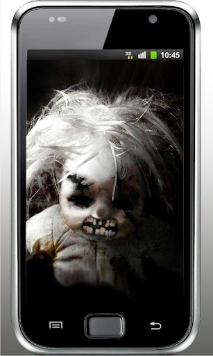 Scary Story live wallpaper