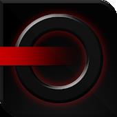 RED LUXURY ADW/Apex/Nova Theme