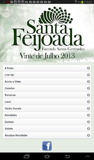 Santa Feijoada