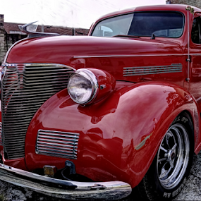 by Ivan Gibson - Transportation Automobiles
