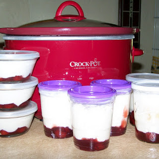 Easy Crock Pot Greek Yogurt